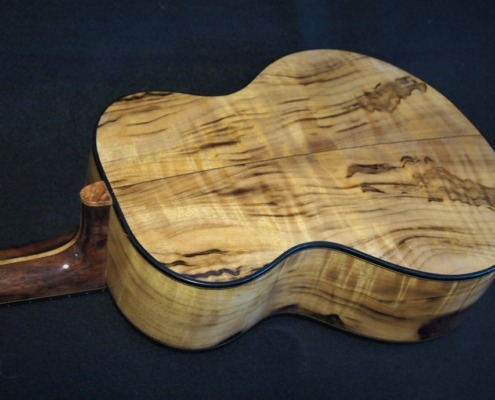 oregon black gold ukulele