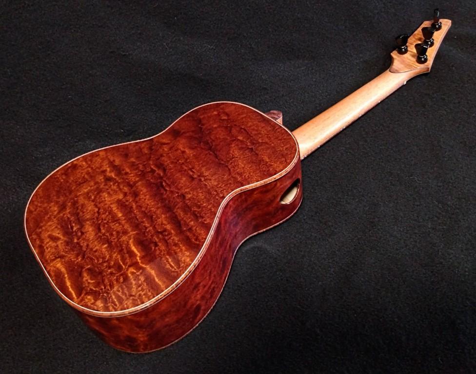 the tree and swiss tenor ukulele
